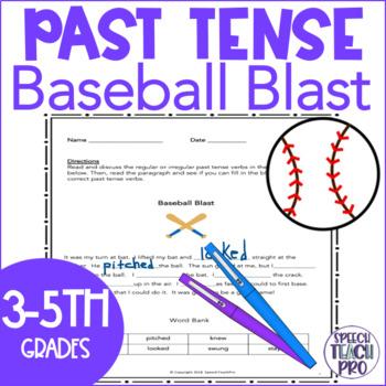 Irregular Past Tense Fun
