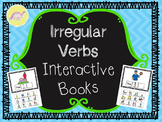 Irregular Past Tense Interactive Books