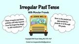 Irregular Past Tense Monster Fun