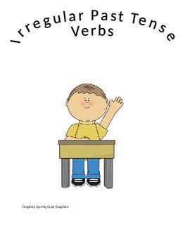 Irregular Past Tense Verbs