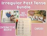 Irregular Past Tense Verbs: The Bundle!(Actions, Verbs, Speech Therapy)