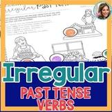 Irregular Past Tense Verbs | Past Tense Verbs | Irregular Verbs | Syntax