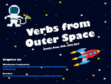 Verbs from Outer Space: Irregular and Regular Past Tense Verb Practice