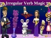 Irregular Past and Past Participle Magic Verbs