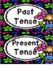 Irregular Past and Present Verb Sort