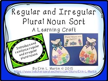 Irregular Plural Noun Bundle