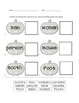 Irregular Plural Noun - Differentiated Cut and Paste Activ