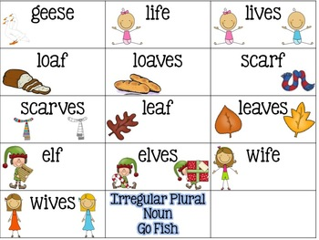 2nd grade noun worksheets