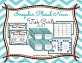 Irregular Plural Noun Task Cards L.3.1