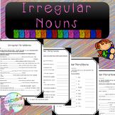 No-Prep Irregular Plural Nouns