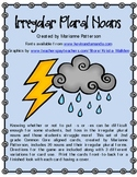 Irregular Plural Nouns Card Game