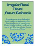 Irregular Plural Nouns Flashcards