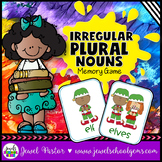 Irregular Plural Nouns Activities (Irregular Plural Nouns Game)
