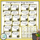 Irregular Plural Nouns Task Cards - Name Changes (or Stays the Same) - L.2.1.B