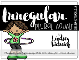 Irregular Plural Nouns: Playful Language Arts for Second Grade (L.2.1.B)