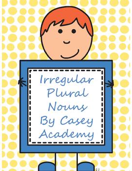 Irregular Plural Nouns - Small Set