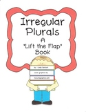 "Irregular Plurals ""Lift the Flap"" Book & Quiz"