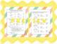 Irregular Present Tense -IR Verbs Cheat Sheet