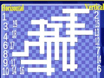 Irregular Preterit Crossword Puzzle