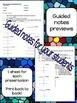 Irregular Preterite Stem Changers Presentation & Guided Notes
