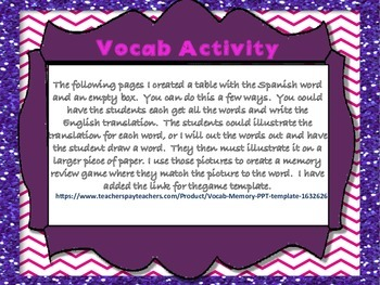 Irregular Preterite Verbs and Travel Vocab