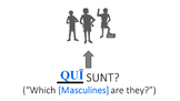 Irregular Pronoun Drills - part 2 of 3