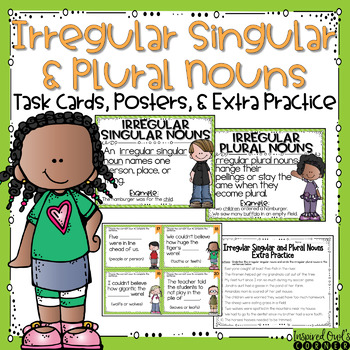 Irregular Singular and Plural Nouns
