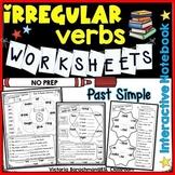 Irregular VERBS made ❤️EASY - 79 verbs/grouped/  - {Free G