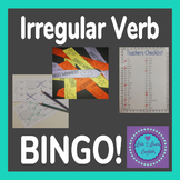 Irregular Verb BINGO!