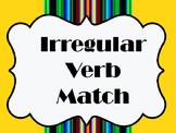Irregular Verb Match