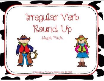 Irregular Verb Round Up