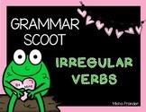 Irregular Verb Scoot