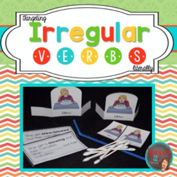 Irregular Verb Targets: Syntax, Speech therapy