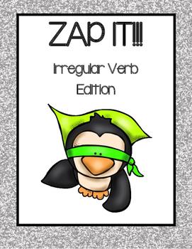 Irregular Verb ZAP IT!