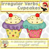 Irregular Verbs Cupcakes