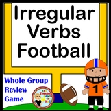 Irregular Verbs Football (Classroom Grammar Activity)