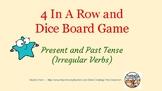 Irregular Verbs (Present and Past Tense) Games