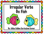 Irregular Verbs Go Fish