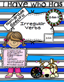 Irregular Verbs I Have Who Has