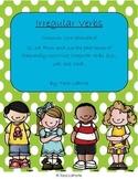 Irregular Verbs L2.1d