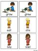 Irregular Verbs Matching Activity