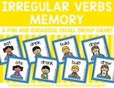 Irregular Verbs Memory Center Game