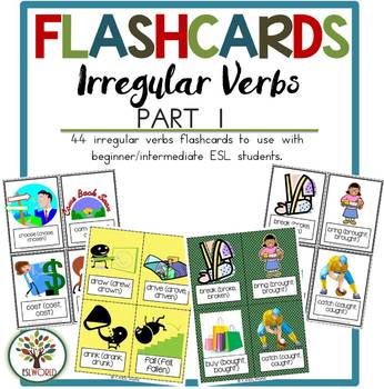 Have fun with your ESL students with these this super simple Irregular Verbs Self-correcting Puzzles! Students will need to match sentences to the corresponding past tense irregular verbs along with the base verbs. They will also practice sentence writing.These puzzles can be laminated and re-used countless times!