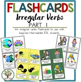 Flashcards Irregular Verbs Part 1
