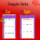 Irregular Verbs (Part 2) Board Game