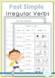 Past Simple Irregular Verbs