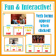 Irregular Verbs PowerPoint with Pictures ELL ESL