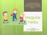 Irregular Verbs PowerPoint