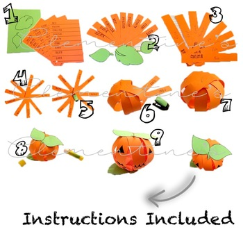 Irregular Verbs - Halloween Pumpkin Activity #Halloween2018
