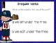 Irregular Verbs Set 1 Task Cards and Game (Digital Version Task Cards Included)